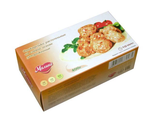 Вегетарианские фрикадельки ВЕГО
