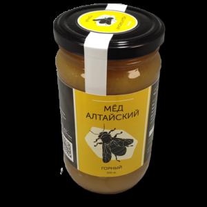 Мёд горный алтайский 500 гр.